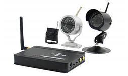 Что входит в систему видеонаблюдение для частного дома